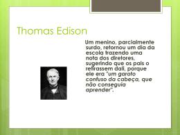 4 Tomas Edison