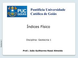 Indices Fisicos