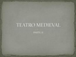 teatro medieval ii