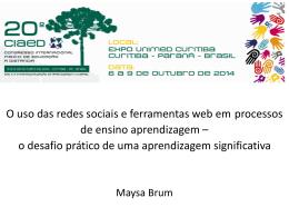 Maysa de Oliveira Brum Bueno – UCDB