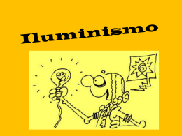 Iluminismo - WordPress.com