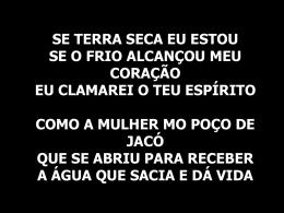 Água da Vida – Eliana Ribeiro