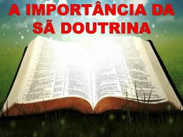 A_Importancia_da_Doutrina_Pura