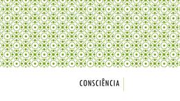 Consciência - WordPress.com
