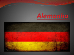 Alemanha - WordPress.com