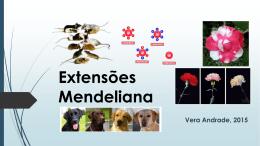 2015 Extensões Mendeliana Grupo Sang Fator Rh