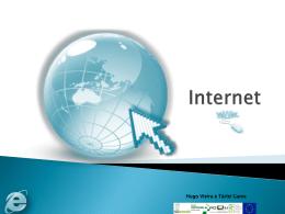 A História da internet