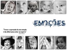 Emoções - psico0910
