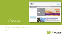 InfoWorker - Cases SharePoint - InforWorker