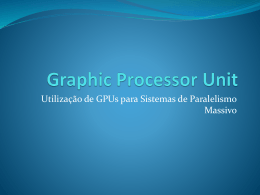 Graphic Processor Unit