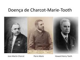 Doença de Charcot-Marie