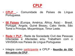 Rede + PLP