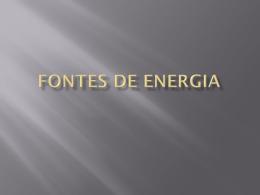 Fontes de Energia (1046712)