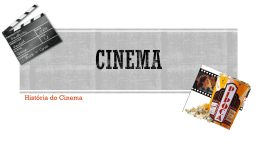 Cinema - WordPress.com