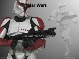 Star Wars A Guerra dos Clones