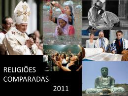 RELIGIÕES COMPARADAS