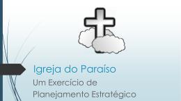Igreja do Paraíso - Faculdade Batista Pioneira