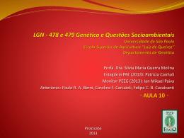 GSA-10-2013 Ecotoxicologia e genotoxicidade
