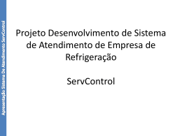 Slide 1 - servcontrol