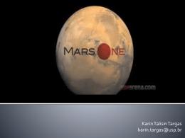 Projeto Mars One