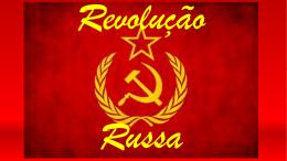 Revolução Russa (Parte I)