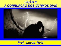 3T_2015_Adultos_Lição 9_A Corrupção dos