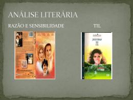 ANÁLISE LITERÁRIA - vidaliteraria1