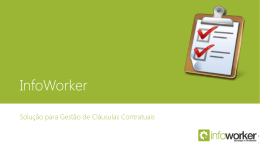 InfoWorker - Covenants