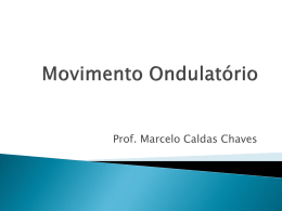 Movimento Ondulatório (4455928)