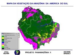 Metodologia para Detectar Desmatamento em Cerrado/ Savana