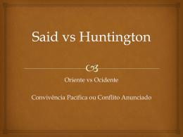 Said vs Huntington terminado