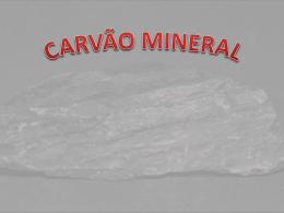 Praticamente 90% das reservas de carvão mineral, assim como das