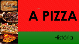 A PIZZA - WordPress.com
