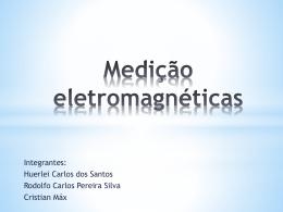Medição eletromagnéticas