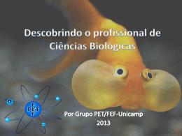 O que é Biologia? - FEF