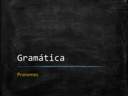 Aula3_pronome - WordPress.com