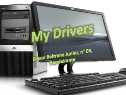 My Drivers_edson beltrane junior