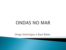 ONDAS NO MAR - Moodle USP do Stoa