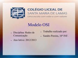 Modelo OSI - WordPress.com