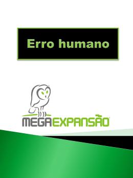 Erro humano - Pradigital-SergioInacio
