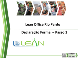 LEAN Office Pillar Board