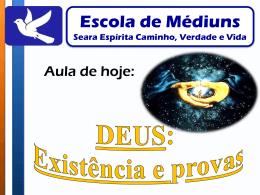Existência de Deus
