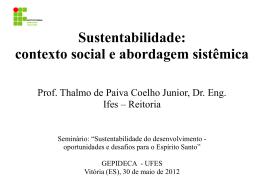 Prof. Thalmo de Paiva Coelho Junior