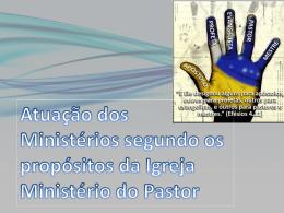 ministerio do pastor