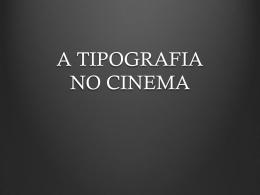 títulos no cinema mudo