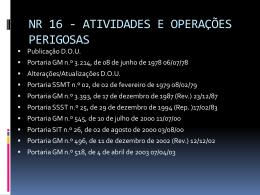 NR16Periculosidade