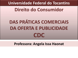 Fábio Konder Comparato A preocupação de defesa do consumidor