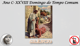 XXVIII Domingo ano C Sabado