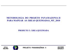 Metodologia para Mapear Áreas Queimadas