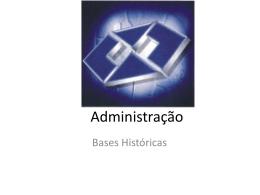 princípios administrativos.